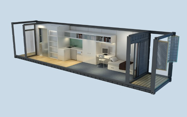 40 foot container homes quotes - Foot shipping container home ...
